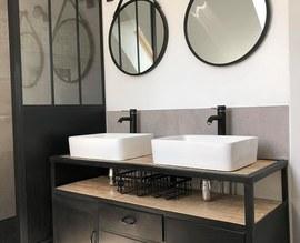 Rénovéo - Anet - Les salles de bains